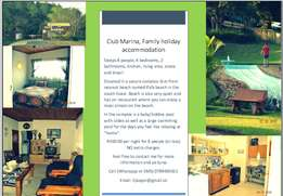 Family holiday home