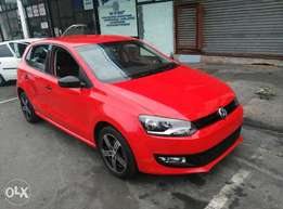 immaculate polo 6 2012 model 1,6 engine capacity
