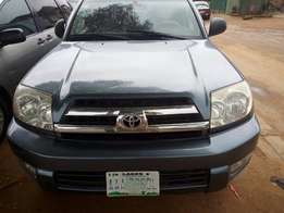 Extremely clean with sound gear and engine 2005 Toyota 4Runner - N2.9m