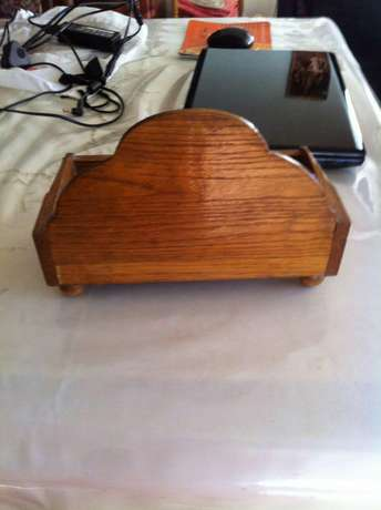 Wooden Lamp Stand Sydenham - image 3