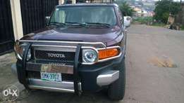FJ Cruiser 2006 model for sale