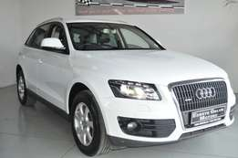 Audi Q5 2.0 Tdi Quattro S tronic in good condition with FSH