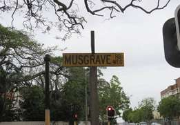 Musgrave Flat to Let