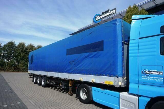 Schmitz Cargobull SPR 24/L 13.62 DB B - 2007