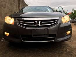 Honda Accord (Evil Spirit) Super Clean Gray Color