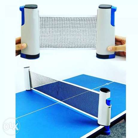 This Retractable Table Tennis High Quality