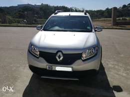2015 Renault Sandero 0.9 Turbo Stepway