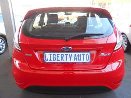 2015 Ford Fiesta Automatic Gear Eco Boost 12,361 km 1.0 Hatch Back