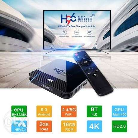 Android 9 1920 *1080 Network HD player Network Interface 4GB 16GB