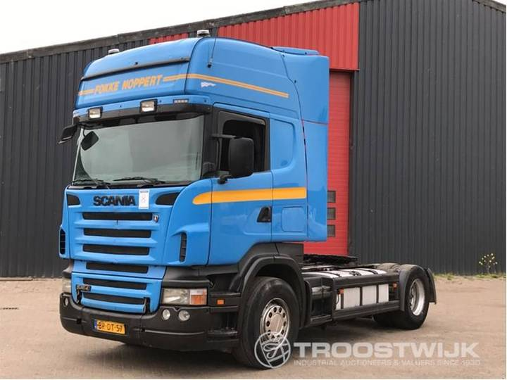 Scania R 420 ca4x2hna - 2005