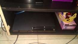 Ps3 250gb 2controlers 10games