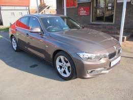 2013 BMW 320d Luxury Line A/t F30