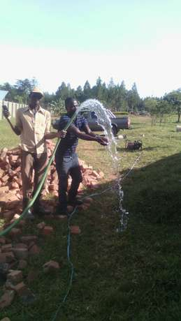We dig wells and install pumps Mukono - image 7