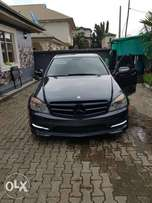Gray Benz for sale at affordable price for 7.m.