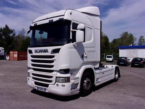 Scania R410 - 2014