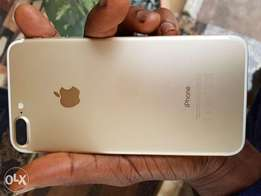 Iphone 7plus 128gb Gold mint Clean