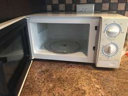Small Samsung microwave for sale