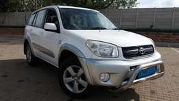 2005 TOYOTA RAV4 180 5-DOOR GREAT allround Condition Contact Tessa