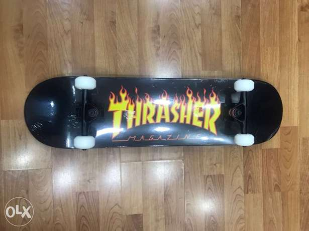 skateboard Thrasher ... the price is for the skate only