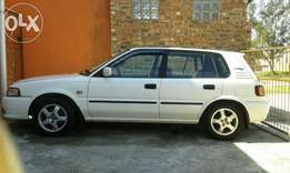 Toyota Tazz 160i XE for sell R 16,000
