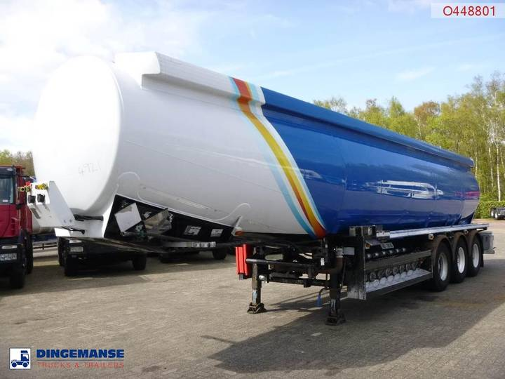 GENERAL TRAILER Fuel tank alu 42 M3 / 7 Comp - 2003