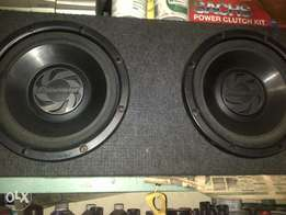 pioneer 12 inch sub woofers