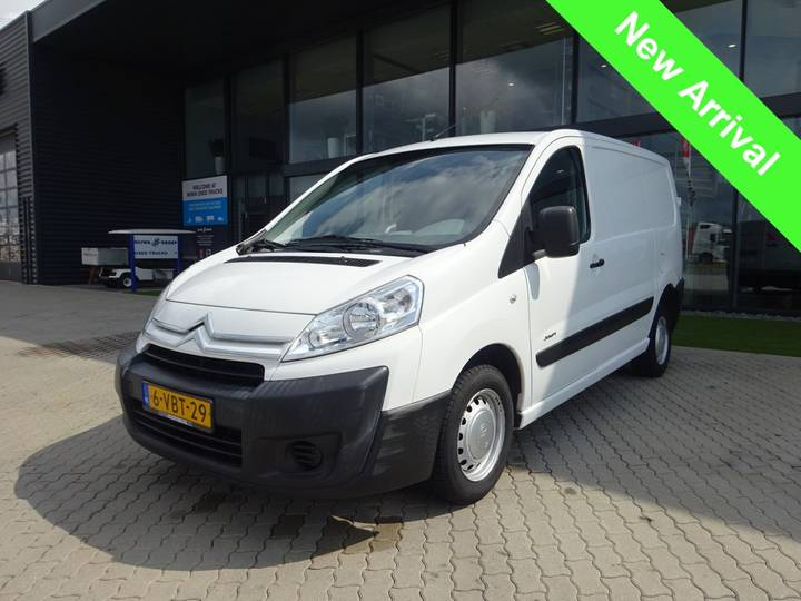 Citroën Jumpy 10 1.6 HDI L1 H1 Trekhaak - 2009
