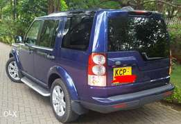 Disco 4 HSE 3.0TDV6 KCP blue color 2010 4.8m nego with 3 sunroofs