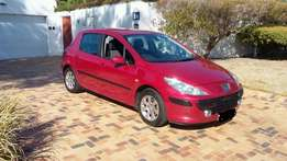 Peugeot 307 in a very good running condition for sale