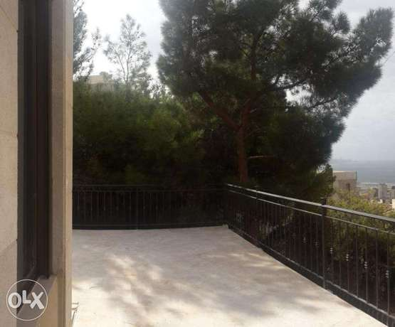 Apartment with terrace for sale In Dbayeh SKY277