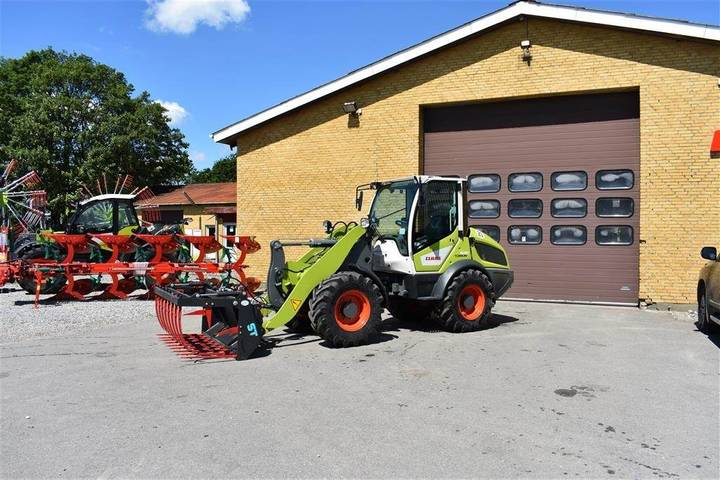 Claas Torion 639 - 2018