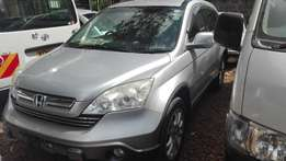 Honda crv 2008 4wd super clean not used locally,buy and drive