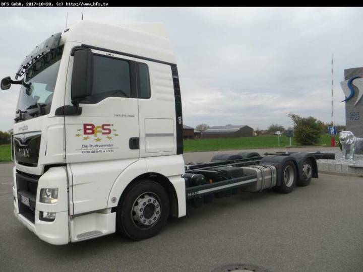 MAN TGX 24.440 6x2-2 LL-U Ultra 910 mm - 2017