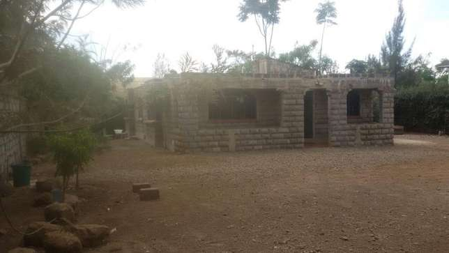 A (semi-complete) mansion on 1/4 acre at Membley for sale Westlands - image 2
