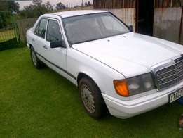 89 mercedes benz 200E for sale or to swop