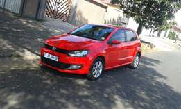 2012 Polo 6 1.4, Comfortline, Mileage 78000, Price R124,800