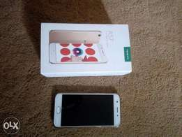 OPPO A57 four months old selling at 16000
