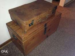 Kist,oregan pine kist, box , ,deco, storage,