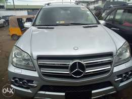 Mercedes Benz GL450 4matic (tokunbo)