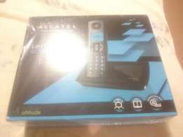 New sealed Alcatel-cordless fone