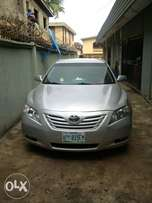 first body 9months old Reg 08 TOYOTA CAMRY Leather