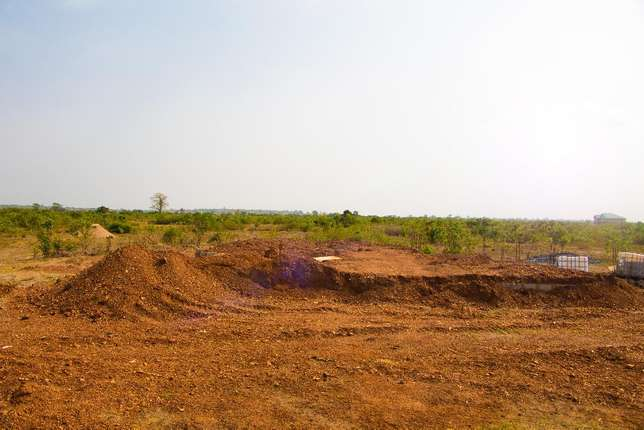 Afienya land at Teachers Housing project 4 sale Tema Metropolitan - image 2