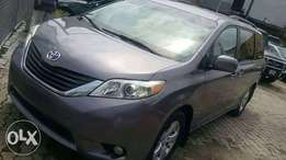 This Very neat and super-sound Toyota Sienna 2012