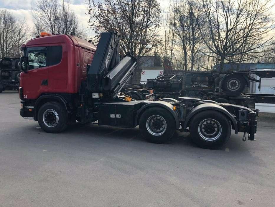 Scania 530 6x4 - Hiab 330-5 - 1999 - image 7