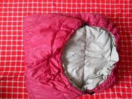 Sleeping bag for camping and traveling Dupont ~ Hollofil II