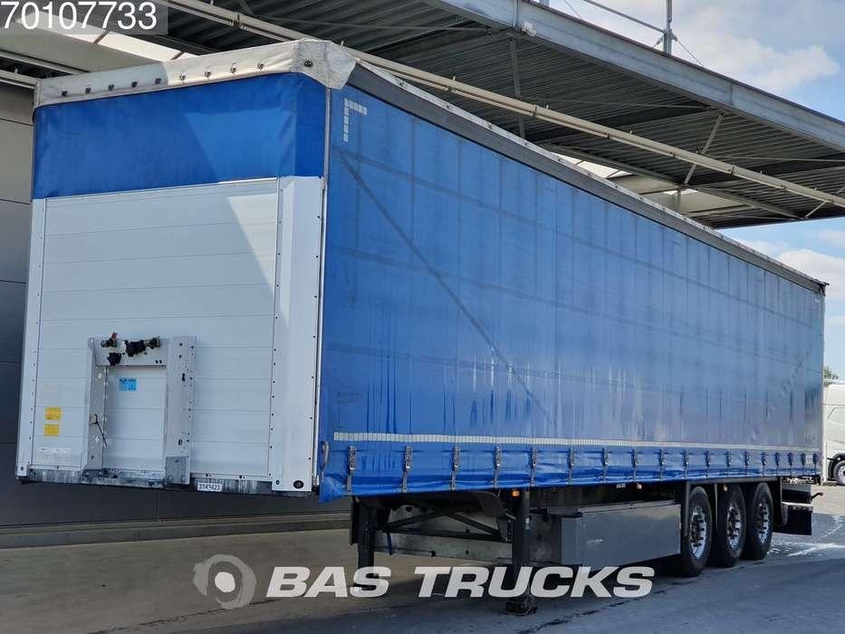 Schmitz Cargobull S01 3 axles Liftachse Coilmulde Palettenkasten - 2011 - image 2