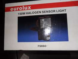 Eurolux - Outdoor Light Fitting - with sensors (Brand new)