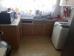 Large One bedroom flat above ground