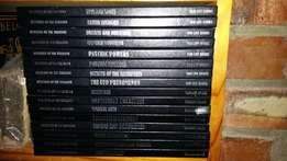 "21 Volumes of ""Mysteries of the unknown"" Time Life Books"