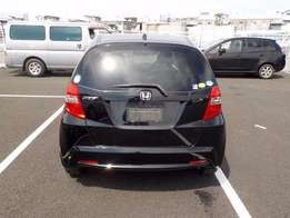 Honda Fit, Black